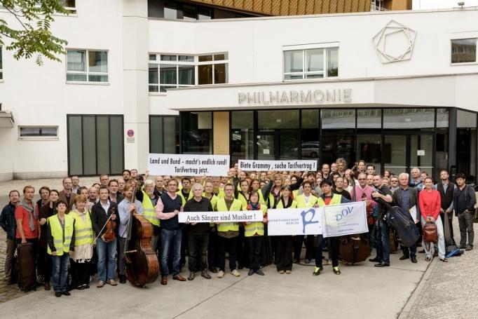 Berliner Philharmoniker, Rundfunkchor Berlin, Simon Rattle und Simon Halsey