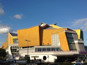 Berliner Philharmonie - Einer von vielen Zukunftsorten der Klassik